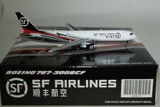JC Wings LH4010 Boeing 767-338/ER)(BCF) SF Airlines B-7593 in 1:400 scale