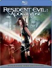 RESIDENT EVIL APOCALYPSE New Sealed Blu-ray