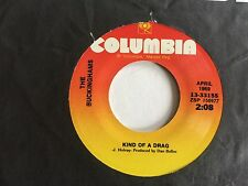 "THE BUCKINGHAMS: ""KIND OF A DRAG"" on USA COLUMBIA RE-ISSUE"