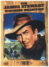 James Stewart: The James Stewart Western Collection (Box Set) [DVD]