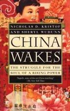 China Wakes: The Struggle for the Soul of a Rising Power-ExLibrary