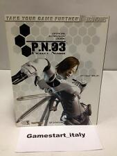 P.N. 03 STRATEGY GUIDE (GUIDA STRATEGICA) GUIDE IN ENGLISH