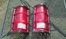 DODGE DAKOTA TAIL LIGHTS  (BOTH L/R) 1991-1996