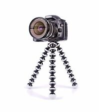 JOBY Gorillapod Hybrid Bendable Gripable Travel Tripod  - Black/Gray