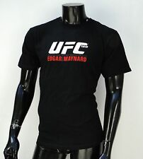 Tapout Ufc Team Edgar vs Maynard Black Mens T Shirt Size 2Xlarge