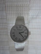 Vintage Tissot & Fils Le Locle Sterling Ladies Watch
