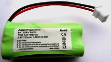 MOTOROLA MBP20 BABY MONITOR  COMPATIBLE RECHARGEABLE BATTERY 2.4V