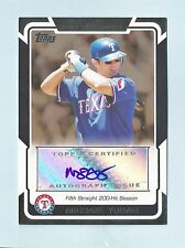 MICHAEL YOUNG 2008 TOPPS HIGHLIGHTS SIGNATURE AUTOGRAPH AUTO