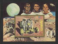 AJMAN Souvenir Sheet Stamps Michel Catalog # BL319 MINKUS 970 MNH SPACE TOPICAL