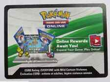 Pokemon TCG Online Mythical generations Collection - Genosect Online Code Card