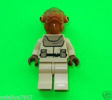 LEGO STAR WARS FIGUREN ### MON CALAMARI AUS SET 7754 ### =TOP!!!