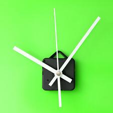 NEW DIY Movimiento Agujas Cuarzo Reloj Pared Plástico Metal Mecanismo SILENCIOSO