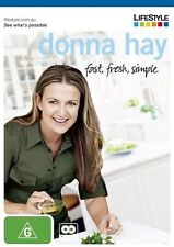 Donna Hay: Fast, Fresh, Simple DVD NEW