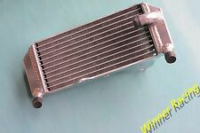 LEFT aluminum radiator FIT Honda CRF250R/CRF 250 R 2010-2013 2011 2012