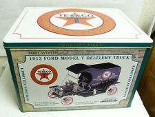 TEXACO GEARBOX LIM ED 1913 FORD MODEL T DELIV TRUCK IN COLL TIN! #8465/20K SH4C