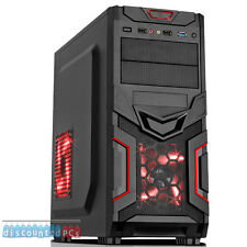 veloce Intel i5 Quad Core 8GB,SSD Fisso Gaming PC Computer GTX960 4GB dp72