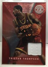 Tristan Thompson 2012-13 Totally Certified RED - RC - GU Jersey #52 - CAVALIERS