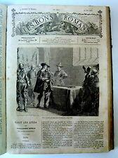 LES BONS ROMANS -LES CHEFS-D'OEUVRE des GRANDS ROMANCIERS DU XIXe Siècle 1861
