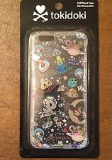 Tokidoki Unicorno Characters Space Clear iPhone 6/6S Case Gift New In Package!