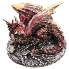 Skulls Fantasy Dragon Figurine Ornament Statue Figure Gift Present Gothic NEW