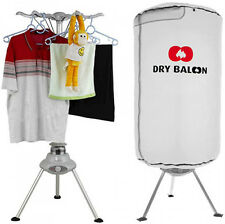 ELECTRIC CLOTHES DRYER DRY BALLOON PORTABLE MOBILE GARMENT DRIER LAUNDRY KIT SET