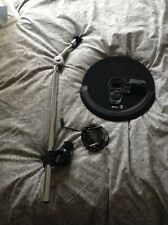 Free P&P. Roland CY-8 Cymbal w Arm & Lead. for Electronic Drum Kit.