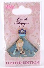 New Disney Pin Eau de Magique Perfume Bottle - Frozen Princess Anna - LE 2000