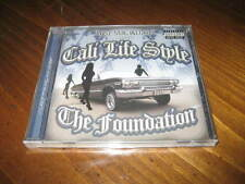 Chicano Rap CD Cali Life Style - the Foundation - Mr. Blue Dominator Blunted One