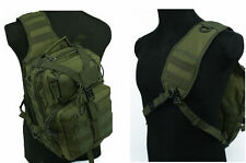 Tactical Utility One Shoulder Backpack Bag Gear Sling Hunting Pouch Bag