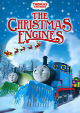 Thomas & Friends: The Christmas Engines, New DVD, Steven Kynman, William Hope, T