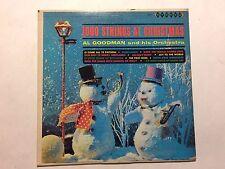 Al Goodman And His Orchestra – 1000 Strings At Christmas vg/vg vinyl lp