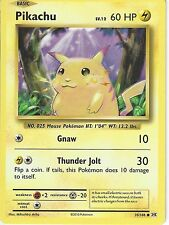 POKEMON XY EVOLUTIONS CARD - PIKACHU 35/108