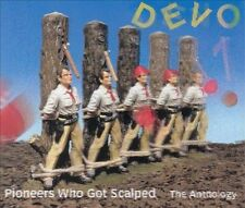 Pioneers Who Got Scalped: The Anthology Devo CD May-2000 2 Discs Rhino Excellent