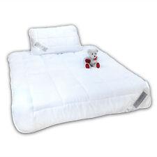 Kinderbett Bettenset für Kinder Kopfkissen + Bettdecke kinderdecke Kinderkissen
