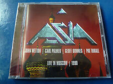 Asia - Live In Moscow 1990 CD KING CRIMSON JOHN WETTON ICON YES QANGO ELP THRALL