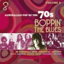 AUSTRALIAN POP OF THE 70s VOLUME 3 BOPPIN' THE BLUES VARIOUS ARTISTS 2 CD NEW