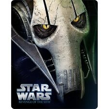 Star Wars: Revenge of the Sith Episode 3 (Blu-ray) Steel Book - Brand new!