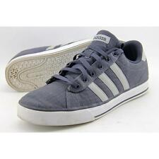 Adidas SE Daily Vulc Men US 9.5 Blue Sneakers Pre Owned  1105