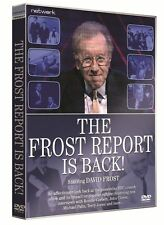 THE FROST REPORT IS BACK. David Frost. New sealed DVD.