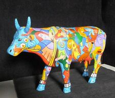 figurine -  Vache Cow Parade - Music cow extravaganza ( neuf) large