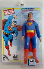 "SUPERMAN DC Comics Retro Style 8"" Early Bird Figure 1st Release Series 1 2014"