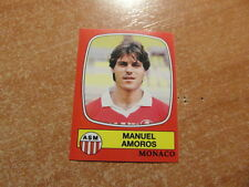 original FOOTBALL STICKERS PANINI FOOT 87 1987 Manuel AMOROS (Nr 151)