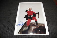 SAL BORGESE signed Autogramm auf 20x28 cm Foto InPerson Terence Hill BUD SPENCER