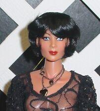 """Monique Doll Wig """"Doris"""" Size 5/6 - Black"""