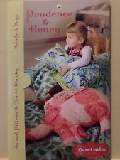 PRUDENCE & HENRY QUILTING PATTERN, From Valori Wells ON SALE