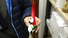 1 porta fortuna 15cm CORNO resina PULCINELLA  NAPOLI horn charms fortune b