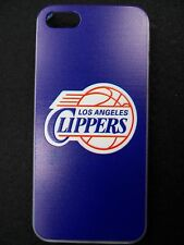 NBA Los Angeles Clippers Logo Apple iPhone 5/5S Plastic One-Piece Slim Case