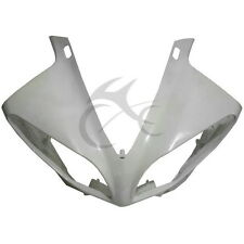 Unpainted Upper Front Cowling Fairing Nose  For YAMAHA YZF 1000 R1 2009-2011 10