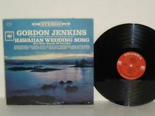 Gordon Jenkins and his Orchestra Hawaiian Wedding Song Ralph Brewster Singers