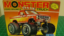 MPC FORD BRONCO MONSTER TRUCK OB INC # 6345